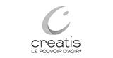 Logo Creatis